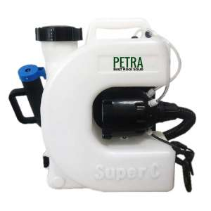 Petra Electric Backpack Sprayer with an Extended Commercial Hose