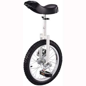 Sxfcool Single Wheel Acrobatic Balance Car Unicycle Bicycle Child Adult 16 Inch