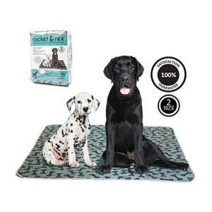 rocket & rex Leak-Proof Washable Puppy Pads
