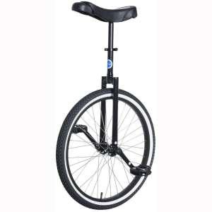 "Club 24"" Unicycle - Black"