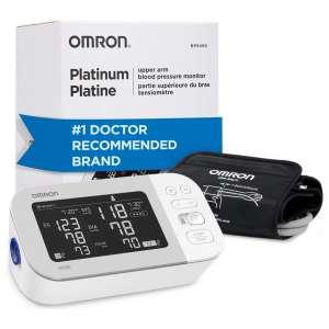 Omron Platinum Premium Digital Blood Pressure Machine
