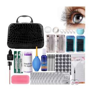 Beauty Star Pro 22 Pieces Eyelash Extension Kits