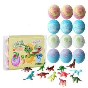 Dino Egg Handmade Bath Bombs Set