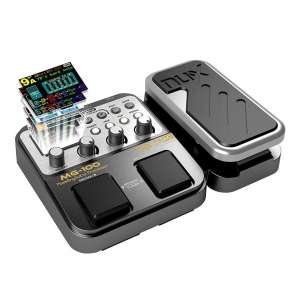 Asmuse Electric Guitar pedals with a Power Adapter