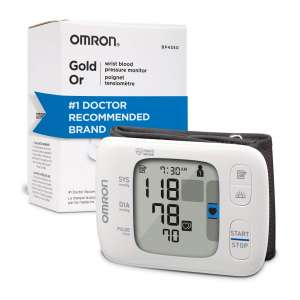Omron Gold Portable Wrist Blood Pressure Machine