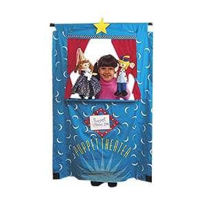HearthSong Doorway Puppet Theater