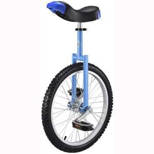 "Neil 16:18:20:24"" inch Wheel Unicycle for Kids&Adults, Anti-Skid Alloy Rim Fitness Exercise Pedal Bike with Adjustable Seat Bike"