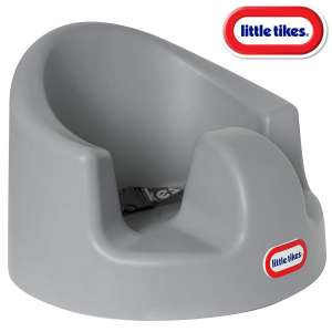 Little Tikes Floor Support Grey Baby Chair