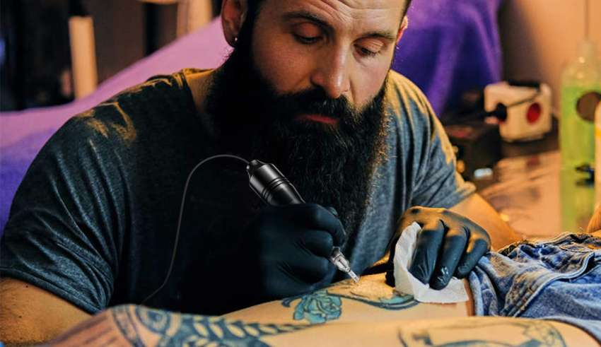 image feature Rotary Tattoo Machines