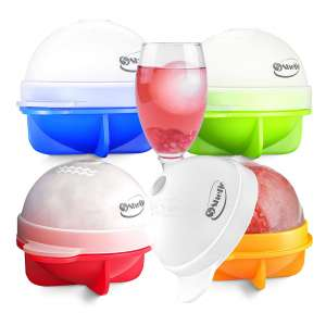 Shefio Ice Ball Makers