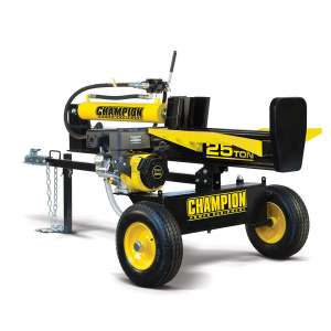 Champion Power Equipment Vertical Log Splitter