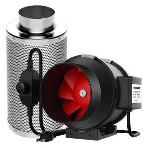 VIVOSUN 6-Inch Inline Duct Fan