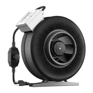 VIVOSUN 6-Inch Inline Duct Fan - Variable Speed Controller