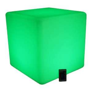 Eternity LED Glow Seating Cube