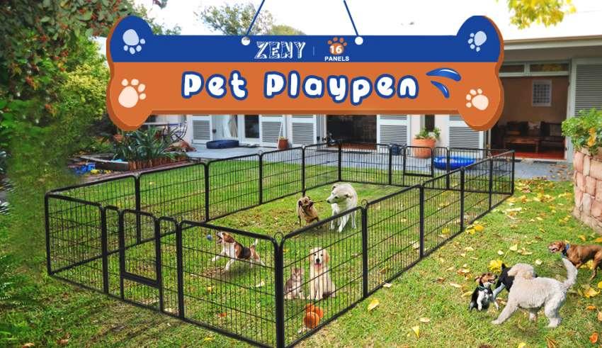 Metal Pet Playpen