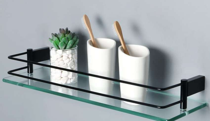 image feature Shower Shelf For Glass