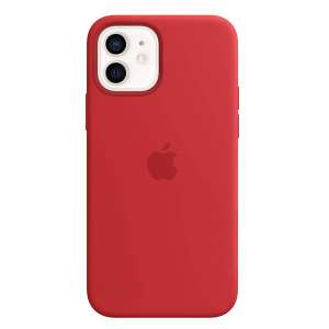 Apple Silicone Case with MagSafe for iPhone 12 Pro