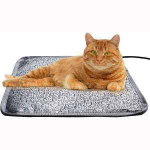 RC SLL Cat Heating Pads Electric Heating Pad Waterproof Adjustable Warming Mat