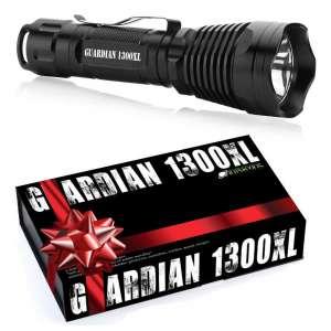 Internova Guardian Rechargeable Tactical Flashlight