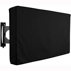 KHOMO GEAR Outdoor TV Cover - PANTHER Series - Universal Weatherproof Protector
