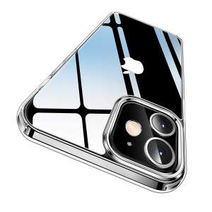 CASEKOO Crystal Clear iPhone 12 Pro Case