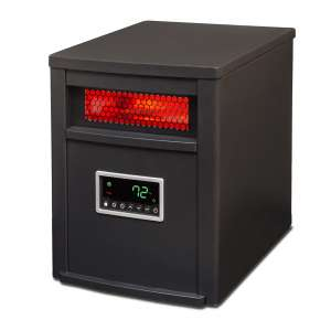 LIFE SMART 6 Element Infrared Heater with Remote Control