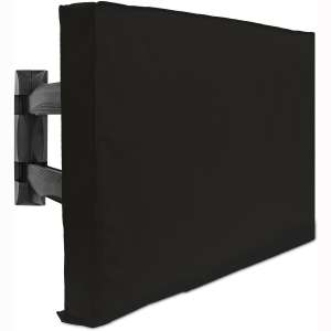 "Outdoor TV Cover - 50"" Model for 48"" - 52"" Flat Screens - Slim Fit - Weatherproof Weather Dust Resistant"