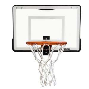 JustInTymeSports Wall Mounted Pro 1.0 Mini Basketball Hoop
