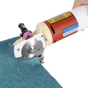 BAOSHISHAN Electric Scissors for Cutting Fabric