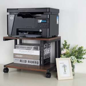 IPARTS EXPERTS Desktop Printer Stand