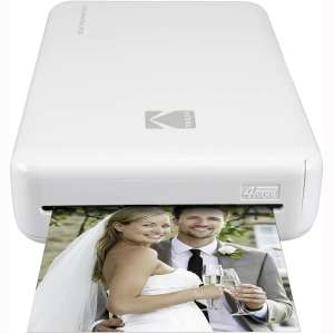 Kodak Mini 2 HD Wireless Portable Mobile Instant Photo Printer, Print Social Media Photos, Premium Quality Full Color Prints