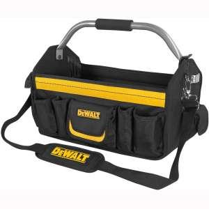 DEWALT DG5597 Open Top Tool Carrier, 18 In., 33 Pocket