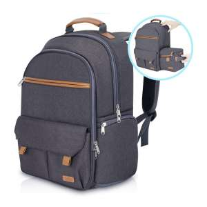 Endurax Waterproof Camera Backpack
