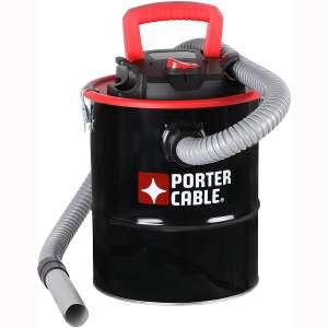 Porter-Cable Wet:Dry Ash Vacuum, 4 Gallon, 4 Horsepower