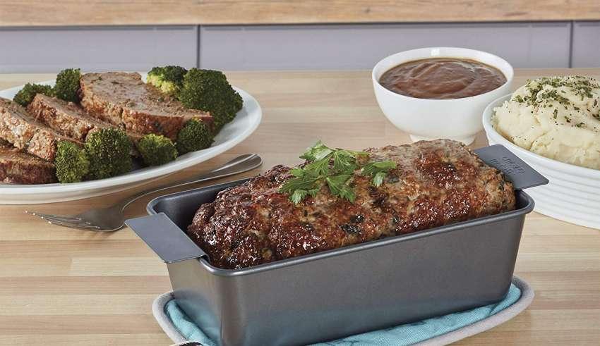 Best meatloaf pans in 2021