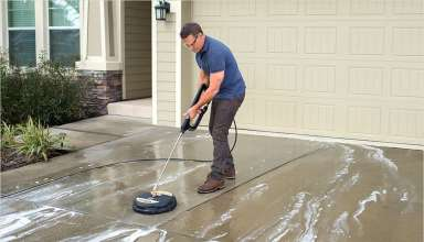 image feature Pressure Washer Surface Cleaners