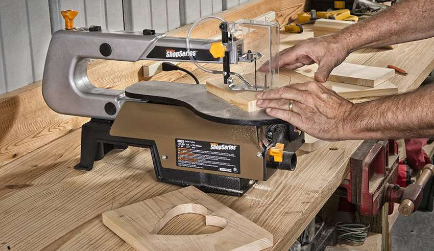 image feature Scroll Saws