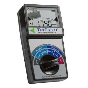TriField EMF Meter and Detector