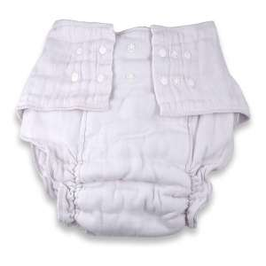 InControl Super Snap Fitted Cloth Adult Diaper