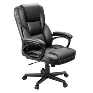 Furmax Office Exectuive Chair with Lumbar Support