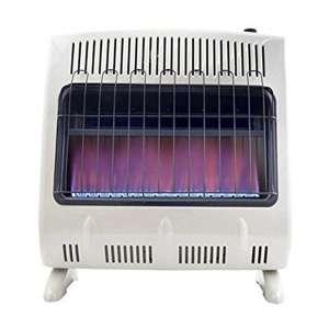 Mr. Heater 30,000 BTU Vent Free Natural Gas Wall Heater