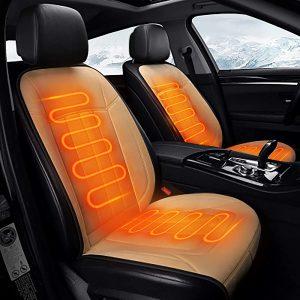 Shaboo Prints Heated Seat Cushion