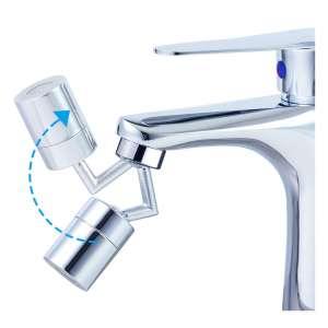 Hibbent Eye Wash Station, 720-degree Rotating Faucet