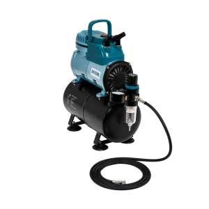 Master Airbrush TC-40T Professional Single-Piston Airbrush Compressor