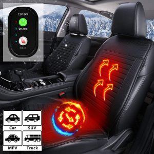 ASTRYAS Universal Seat Warmer with 3 Levels Safety