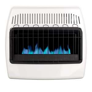 Dyna-Glo 30,000 BTU Natural Gas Blue Flame Wall Heater
