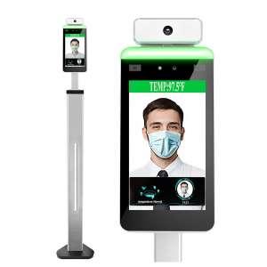 Face Recognition Temperature Measurement System by VIVSKY