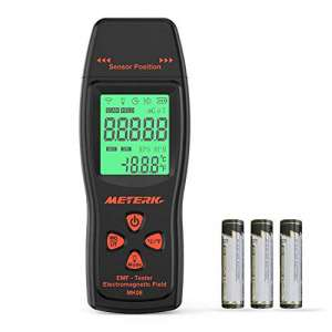 Meterk EMF Meter and Detector