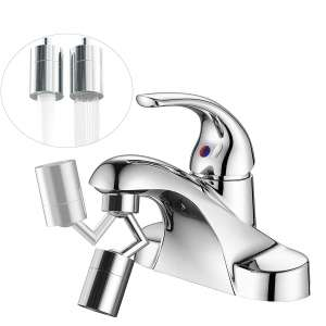 Skywin Eyewash Station - Compatible with Different Faucet Types