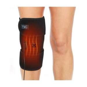 Yosoo Heating Knee Warmer Heated Brace Wrap